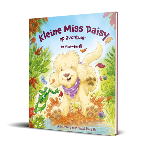 Kleine Miss Daisy op avontuur
