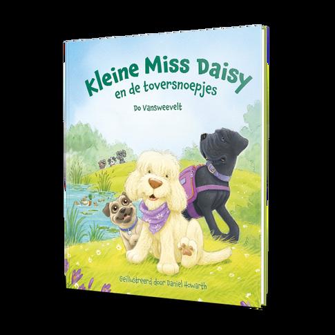 Kleine Miss Daisy en de  toversnoepjes