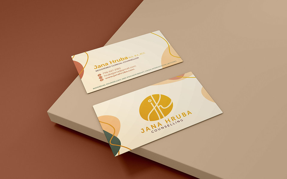 Brand design and logo design Vancouver