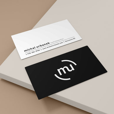 Brand Identity and Business Card Design