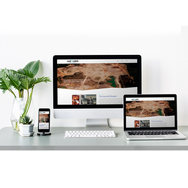 Web Design and Development for geoscience consulting company