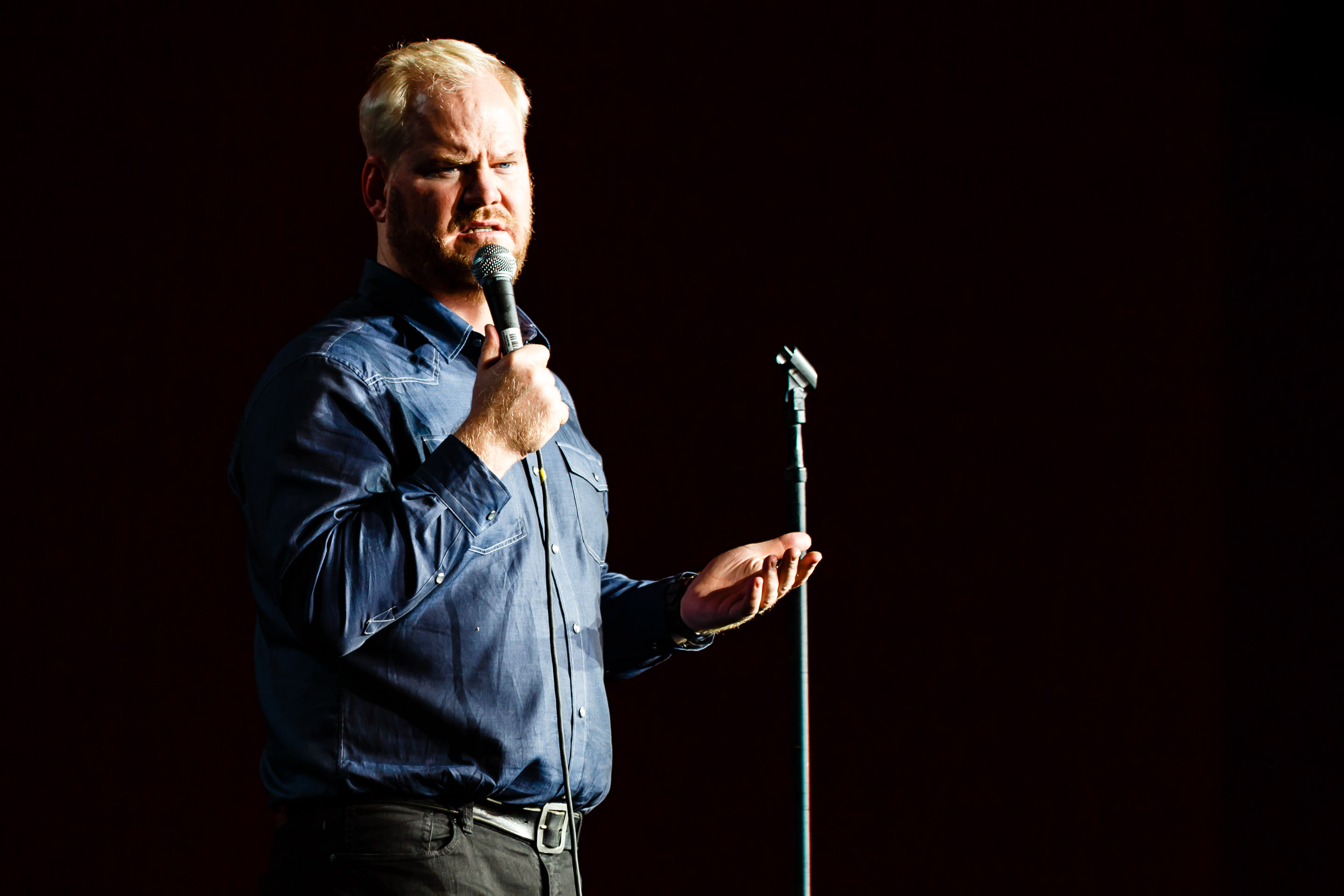 20141006202352 12387 MON EVENING ENTERTAINMENT JIM GAFFIGAN