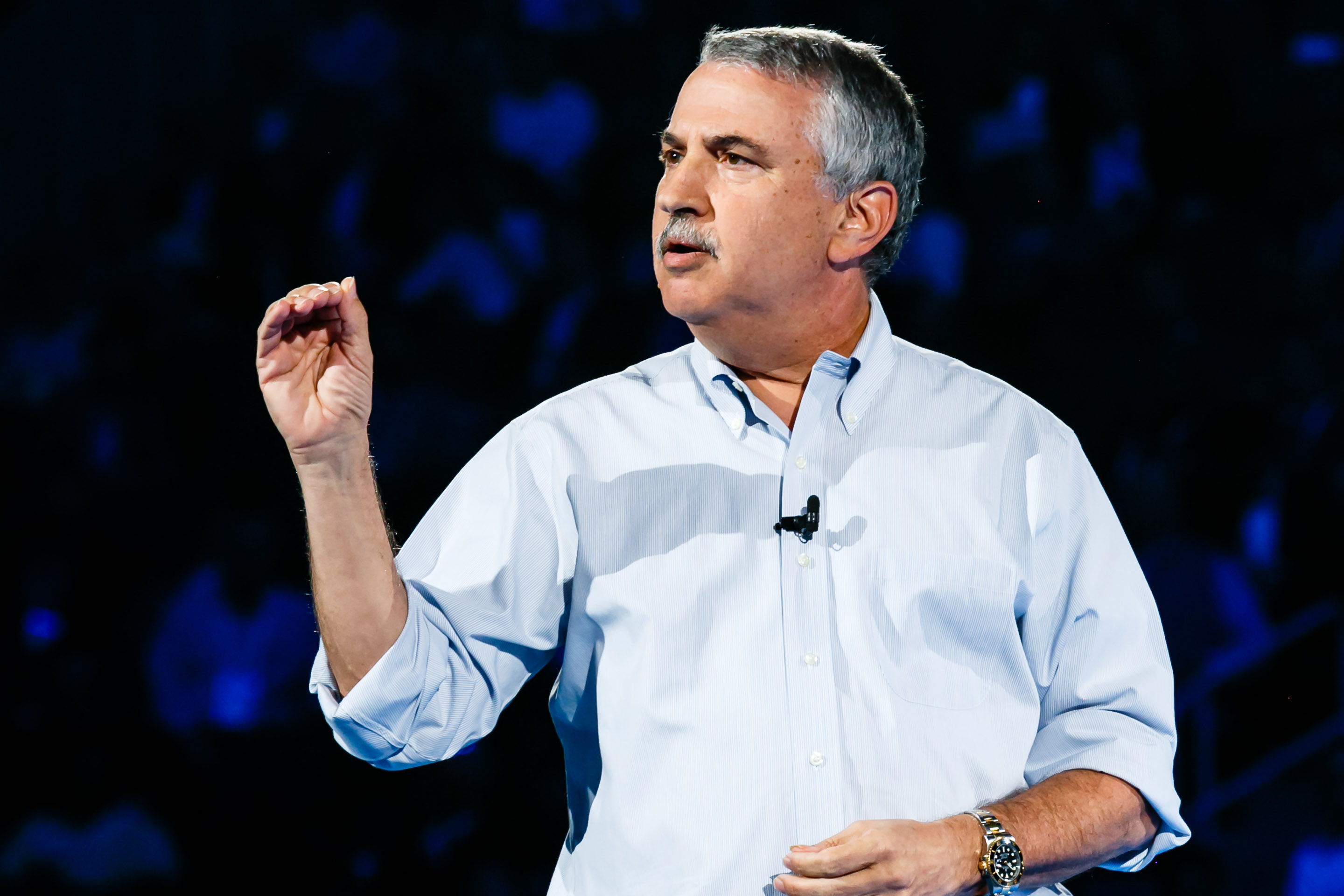 20161025095139 3673 IBM WOW 2016 OPENING SESSION THOMAS FRIEDMAN