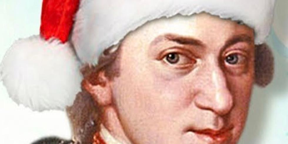 Mozart Requiem & Carols