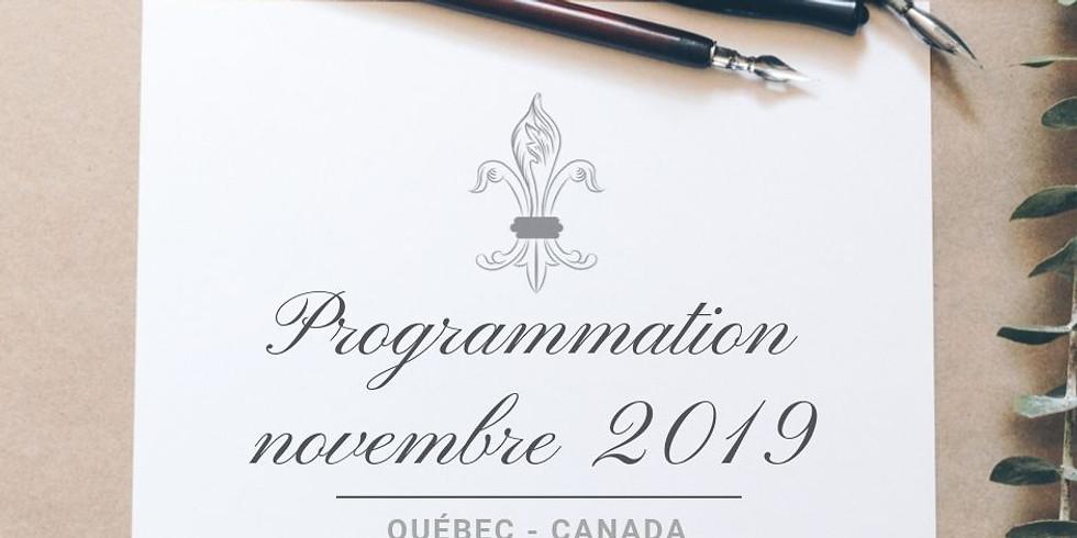 Conférence « De l'effort à la récompense » - Trois-Rivières