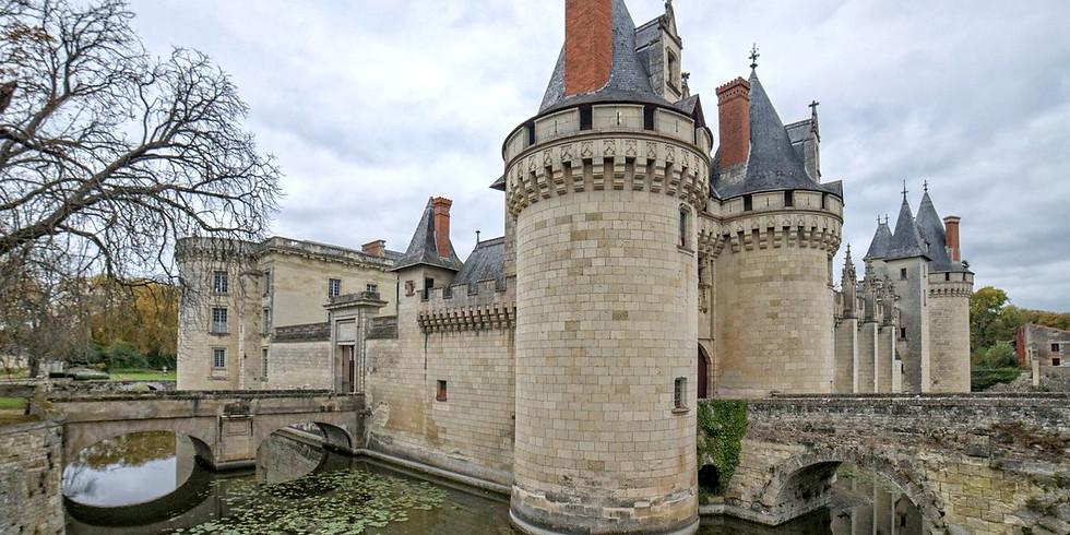 Exposition au Château de Dissay