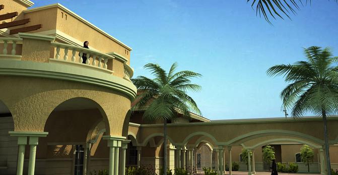 Prince Meshaal Palace
