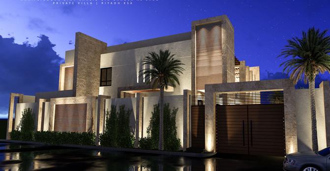 Prince Salman Bin Faisal Villa