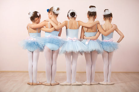 bigstock-Group-Of-Five-Little-Ballerina-