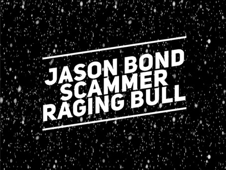 Raging Bull Scammers