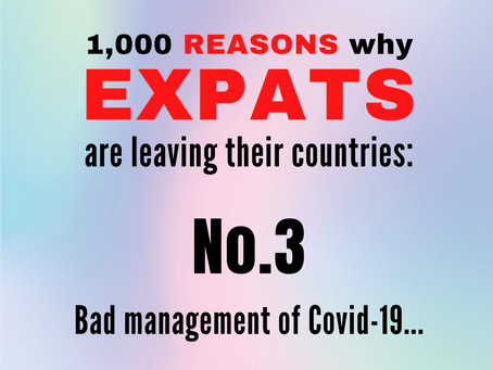 A bad management of COVID-19