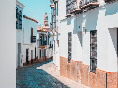 A beautiful picture of Carmona, Spain