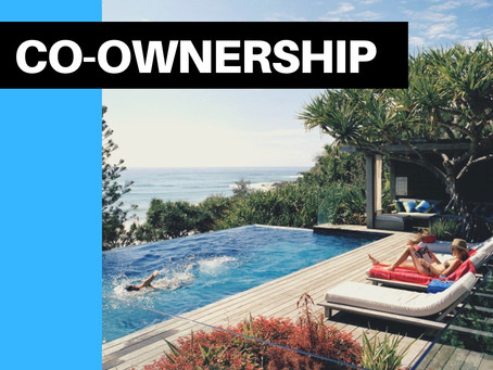 What are the main differences between Time Share and Co-ownership?
