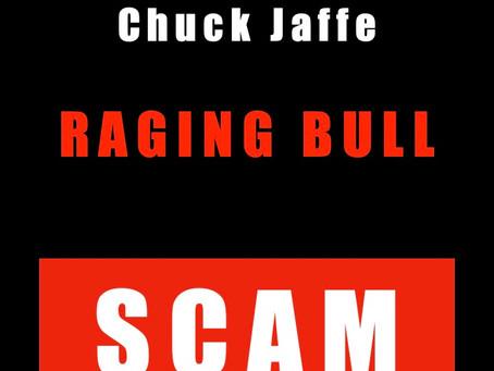 Chuck Jaffe - Raging Bull