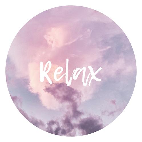 """Ölemischung """"Relax"""""""