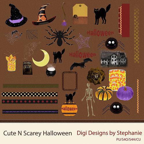 Cute N Scary Halloween