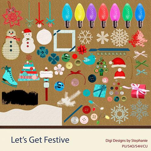 Let's Get Festive