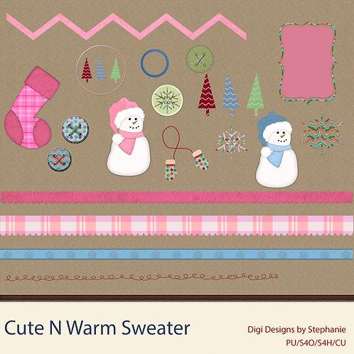 Cute N Warm Sweater