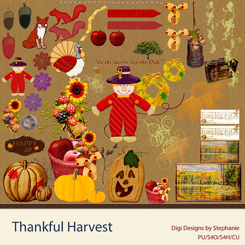 Thankful Harvest
