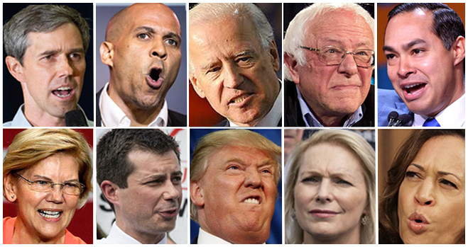 Candidates 2020