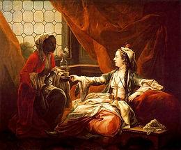 Lattice and Veil