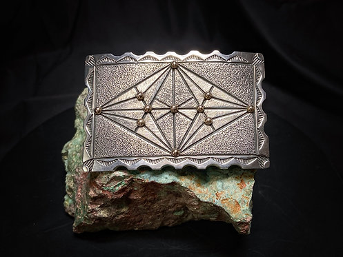 The Stars Align Buckle