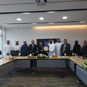Visit of a delegation from the Dubai Municipality call center 800900