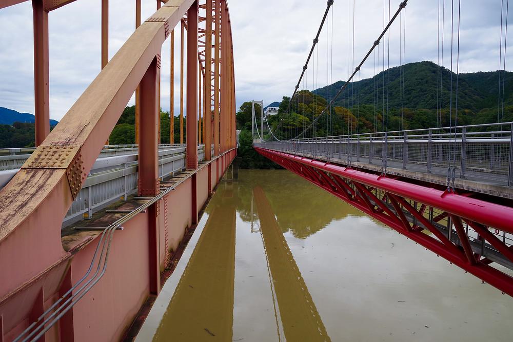 二本の橋の