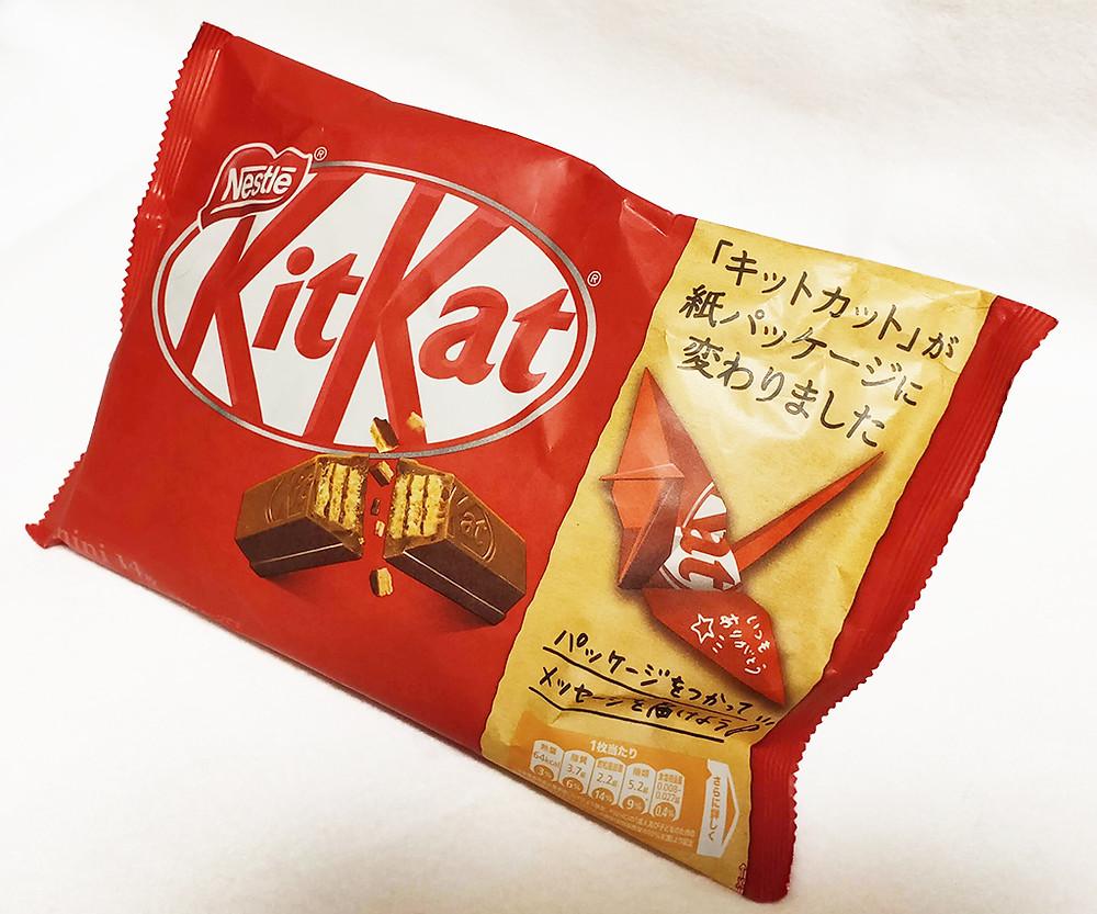 KitKat 美味しいよね