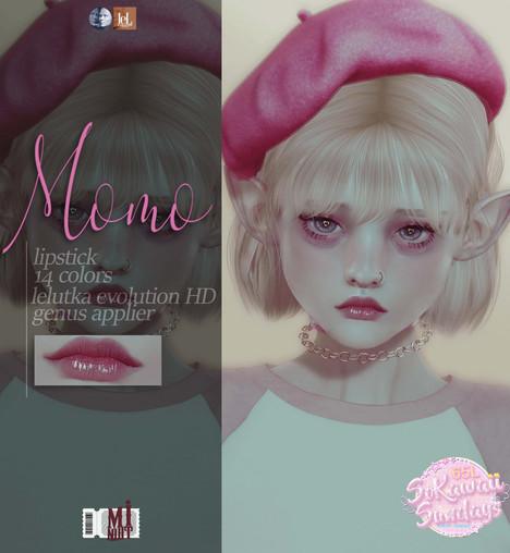 Minuit - Momo Lipstick