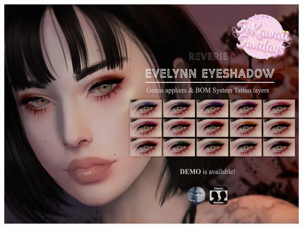 REVERIE - Evelynn Eyeshadow