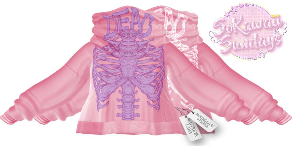 CURELESS - cutout pink AD