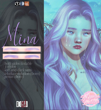 Minuit - Mina Eyebrows AD