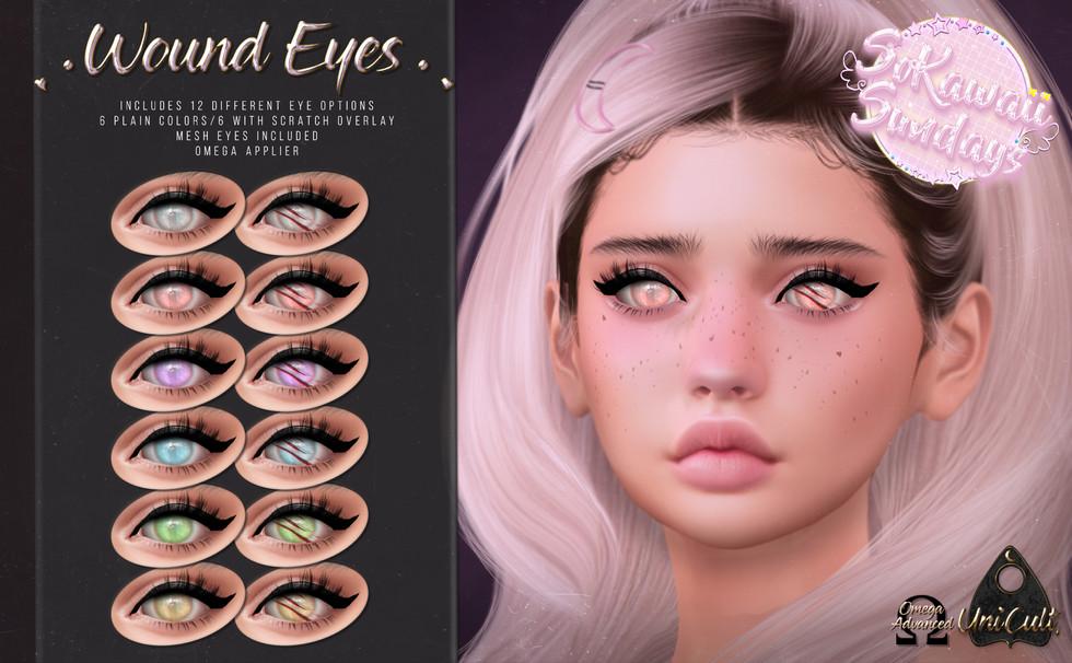 UniCult - Wound Eyes