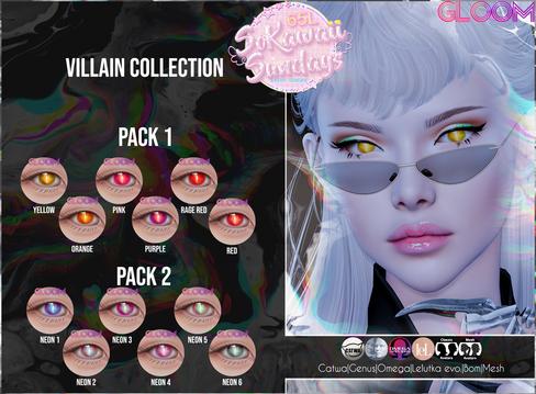 Gloom - Villain Collection Version 2 (SK