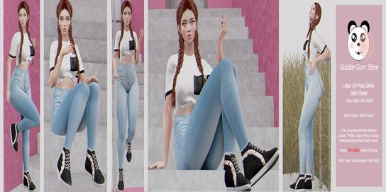 [B.G] Urban Girl Pose Series (SKS).png