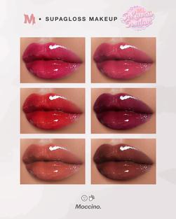 Moccino Beauty - Supagloss Makeup (SKS).
