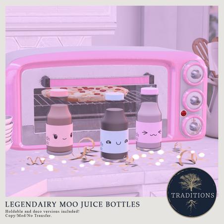 Traditions - Legendairy Moo Juice (SoKaw