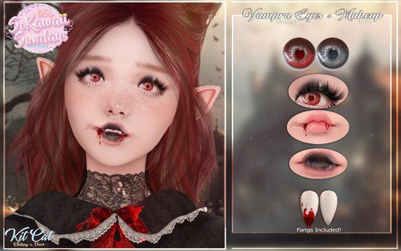 KitCat - vampra eyes