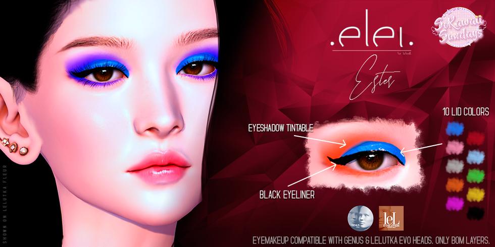 Elei - Ester (Eyemakeup)