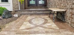 Brick Porches,Custom Design