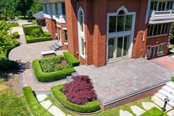 Brick Paver Patio   Walkway