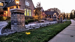 Am Landscaping offers brick paver retaining wall,landscaping ideas,landscaping design,landscaping jobs,landscaper