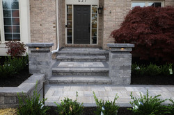 Front Porch Steps & Pillars