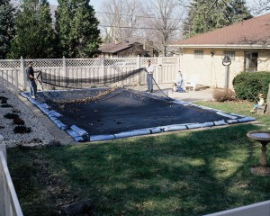 Step by Step on Winterizing your in Ground Pool Provided to you by Am Landscaping