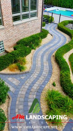 Brick Paver Walkways