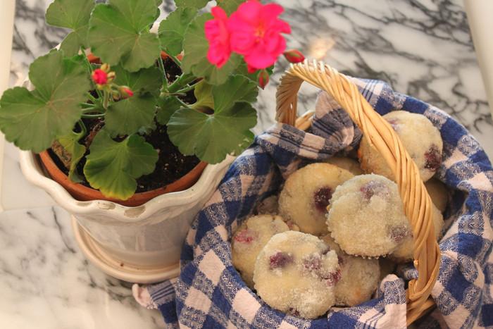 Visitation Blueberry Muffins