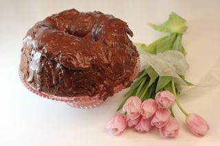 Chocolate Chip Pound Cake - St. Gianna Beretta Molla