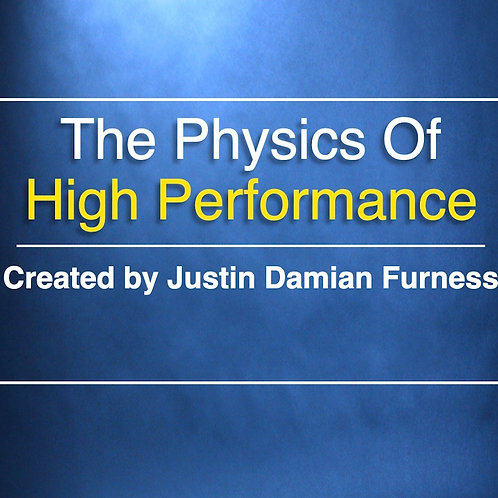 The Physics Of High Performance