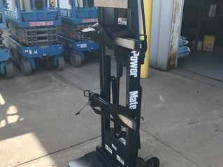 New Rental Item-Power Mate motorized lifting dolly